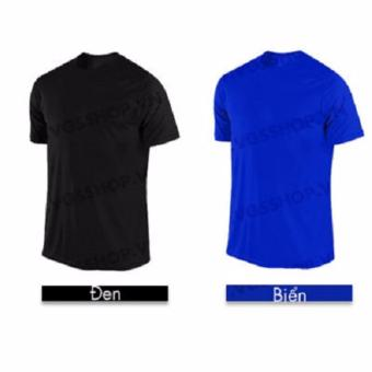 Bộ áo thun LAKA ( xanh biển, đen ) A1018