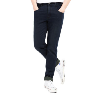 Quần Jean nam Lime Orange LM2462007 (Xanh Navy)