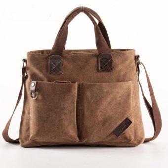 Túi xách Nam đeo chéo BLD180 (Nâu)