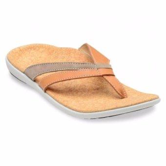 Dép nữ sức khỏe nâng vòm hỗ trợ toàn diện đôi bàn chân Spenco Brooke Tan W39564