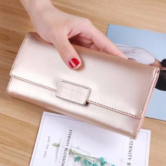 Ví nữ cầm tay thời trang Forever Young 419 - Đồng nhạt