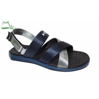 Giày xăng đan KIDO KID5703Ch (Xanh Đen)