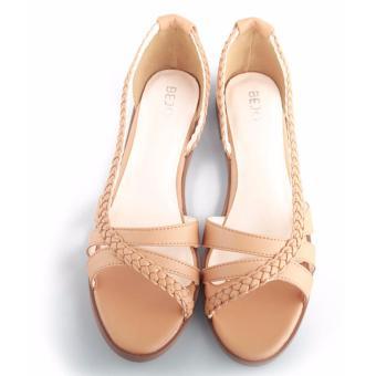 Sandal quai chéo