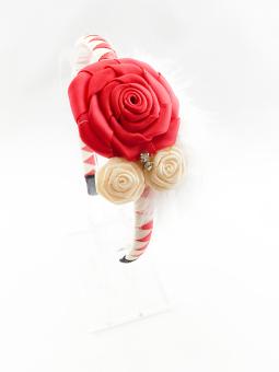 Cài tóc hoa hồng HD3536