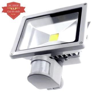Đèn pha led cảm ứng chống trộm Rinos RNPA630 – 30W