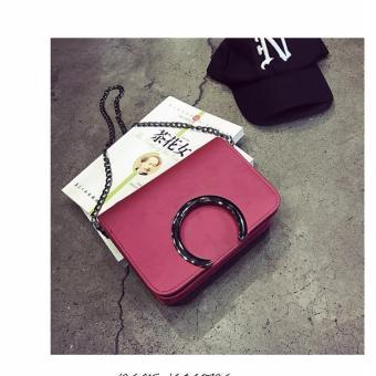 Túi xách đeo chéo thời trang CC03(HỒNG)