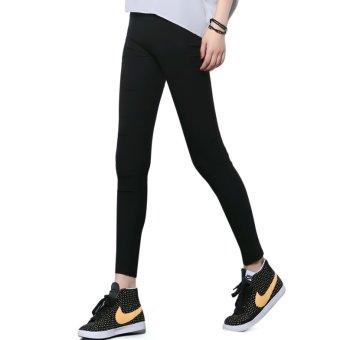 Quần legging nữ Navi(đen)