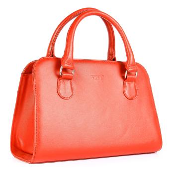 Túi xách nữ hàng hiệu da thật cao cấp chính hãng Da Giày Việt nam VNLTX1LM24D (Đỏ)