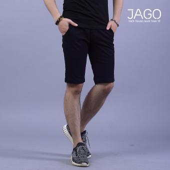 Quần short kaki nam trên gối Jago GK002