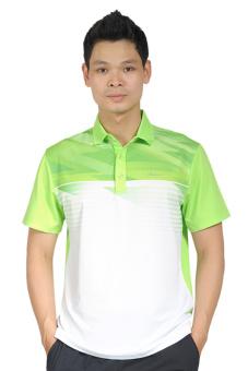 Áo phông thể thao nam BUTNON PL-M5117 (Xanh lá)