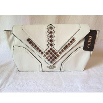 Women's Purse Marysa White by Guess.