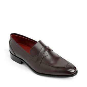 Giày nam GSJ6011 - Nâu