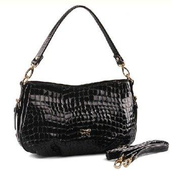 Túi xách thời trang Foxer 926010F (Đen)
