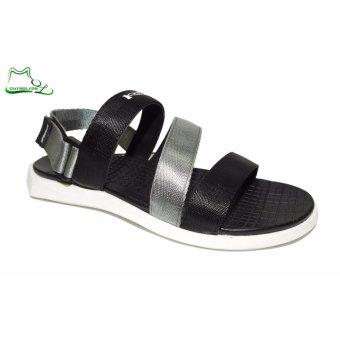Giày xăng đan KIDO KID5704BW (Đen Trắng)