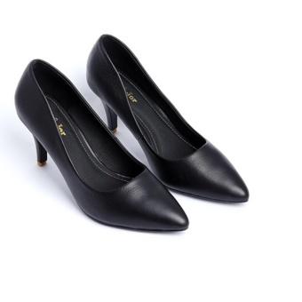 Giày cao gót SJ111 (Đen)