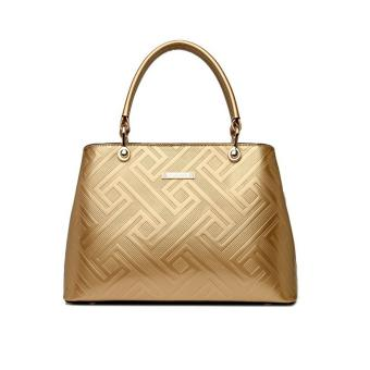 Túi da nữ Foxer FX191234V (Vàng)