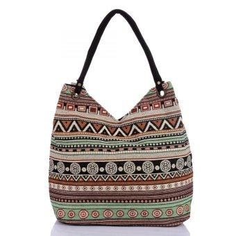 Túi xách thời trang thổ cẩm Hoian Gifts HA-4A