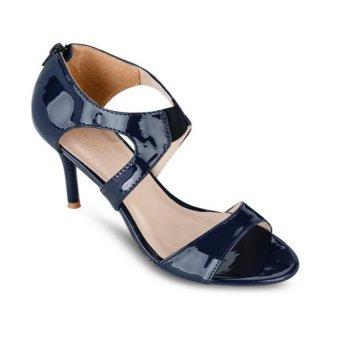 Giày cao gót UP&GO - S07-455-BLU