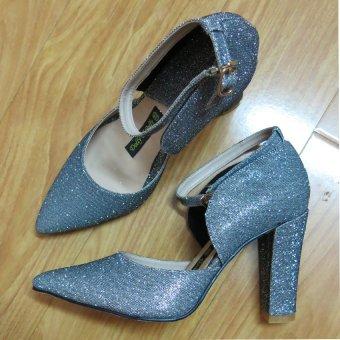 Sandal cao gót DL3458