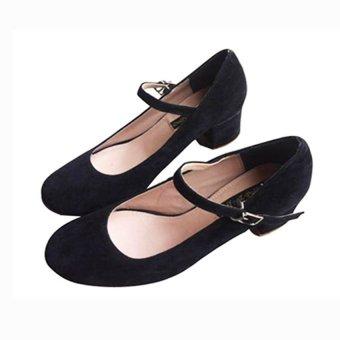 Giày cao gót búp bê DL1200
