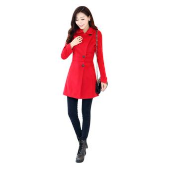 Áo khoác Family Shop KN11 (Đỏ)
