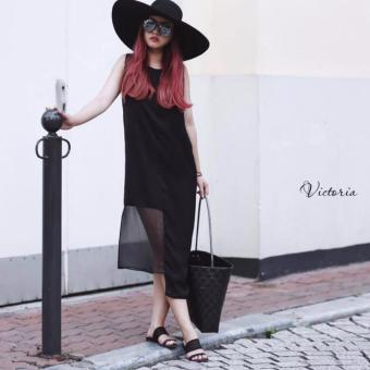 Đầm Suông Xavia Clothes Victoria