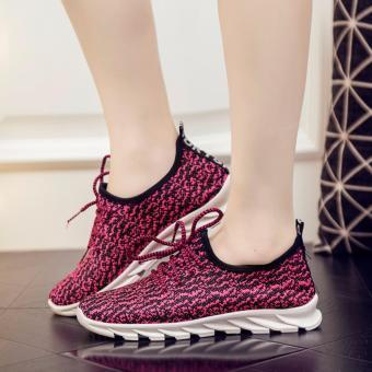 Giày Sneaker PASSO G026 (Hồng)