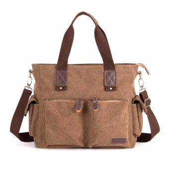 Túi xách Nam đeo chéo BLD185 (Khaki)