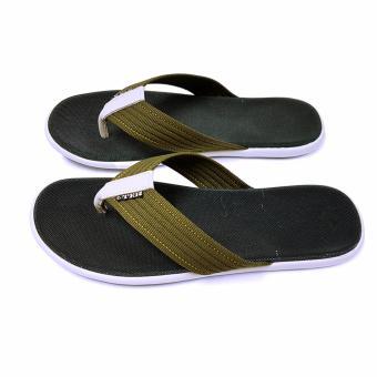 Sandals Xỏ Ngón Nam Ensado DE19 (Xanh Bộ Đội)