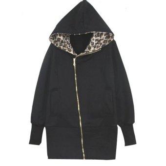 Femmes Warm Hoodie Manteau Sweatshirt Veste Blouson Capuche Parka Outwear ZANZEA - Intl