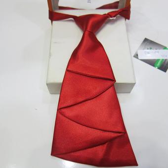 Cà vạt thắt sẵn nữ Facioshop CW24 bản 8.5cm