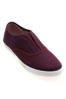 Giày lười nữ phong cách mới Aqua Sportwear O-001 (Tím)