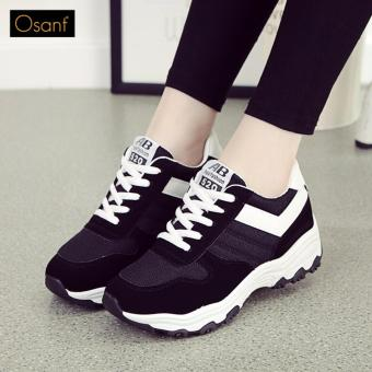 Giày Sneaker Thể Thao OSANT SN011 (ĐEN)