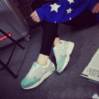 Giày nữ sneaker BGTXN214 (XÁM)