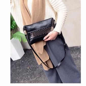 Túi xách thời trang da mêm SPER2(ĐEN)