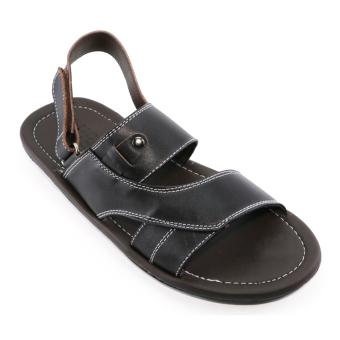 Giày Sandals Nam F023 (Nâu)