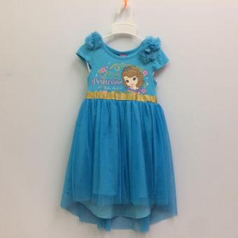 Đầm Bé Gái Disney Sofia Sfdr-0039