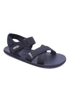 Giày Sandal Nam DVS MS171 (Đen)