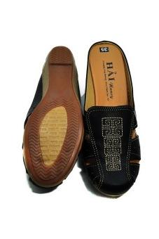 Giày sapo đế xuồng 5p T18D567D