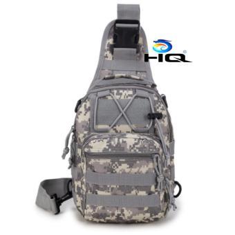 Túi đeo ngực thời trang du lịch phong cách quân đội Mỹ HQ 81TU28 1(ngụy)