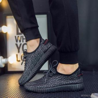 Giày Sneaker thể thao nam Sportmax SPM905626D - Đen