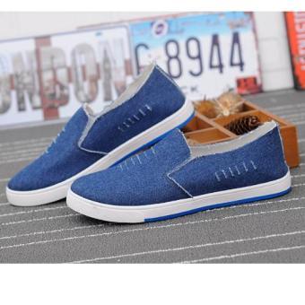 Giày Lười Nam Thời Trang TH1157