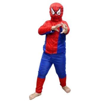 Quần Áo Người Nhện Spider Man
