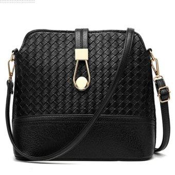 Túi đeo chéo nữ thời trang TL5955 -3 (Đen)