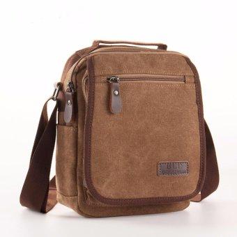 Túi xách Nam đeo chéo BLD177 (Nâu)