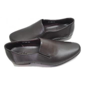 Giày tây da bò Hải Nancy AP589N