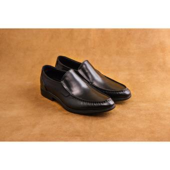 Giày nam Laforce da bóng phối chun hai bên hông GNLA79201-80-D