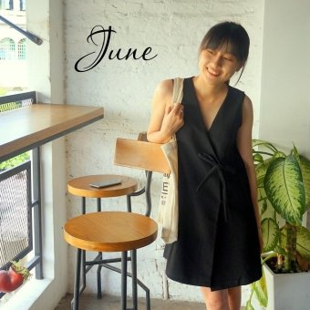 Đầm suông dạo phố Xavia Clothes - June