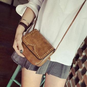Women Solid Fashion Handbag Shoulder Bag Tote Ladies Purse CO - intl