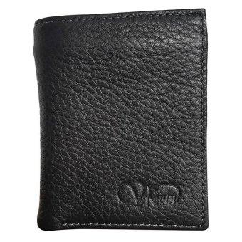 Bóp da nữ Vkevin BHOAKM-D (Đen)